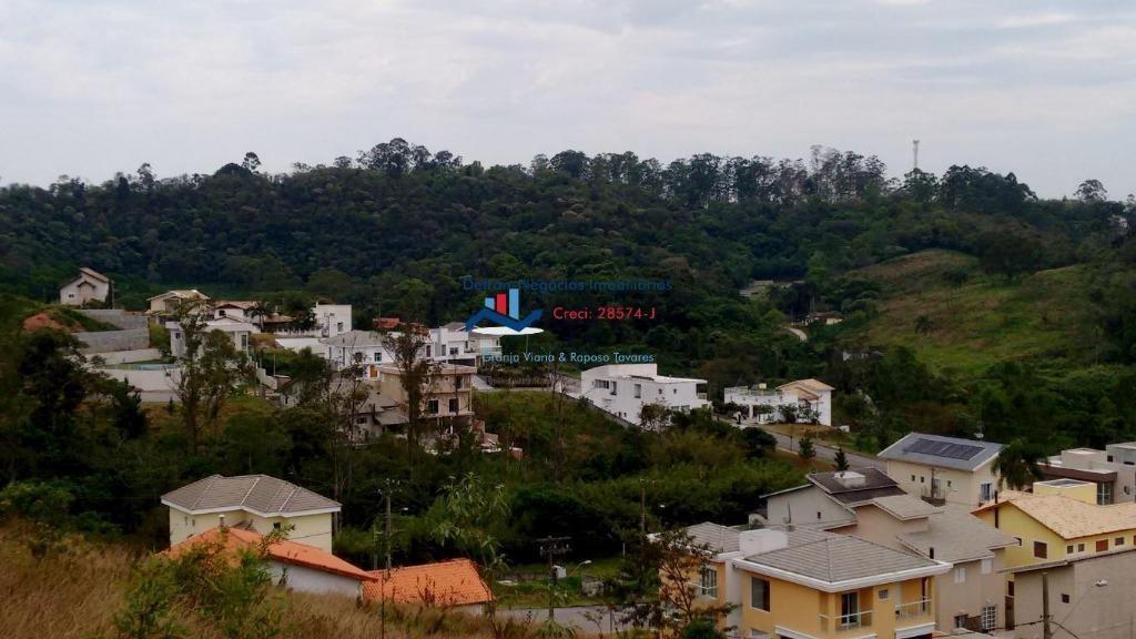 terreno residencial à venda, reserva vale verde, cotia. - te0055