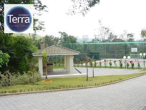 terreno  residencial à venda, reserva vale verde, granja viana. - te0282