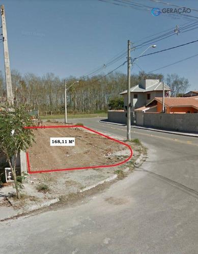 terreno residencial à venda, residencial armando moreira righi, são josé dos campos. - te1360