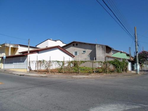 terreno residencial à venda, residencial bosque dos ipês, são josé dos campos - te0104. - te0104