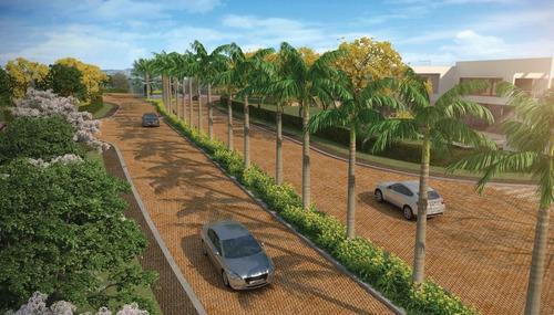 terreno residencial à venda, residencial entre verdes (sousas), campinas. - te0882