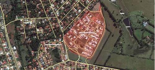 terreno  residencial à venda, residencial estância eudóxia, campinas. - codigo: te0523 - te0523