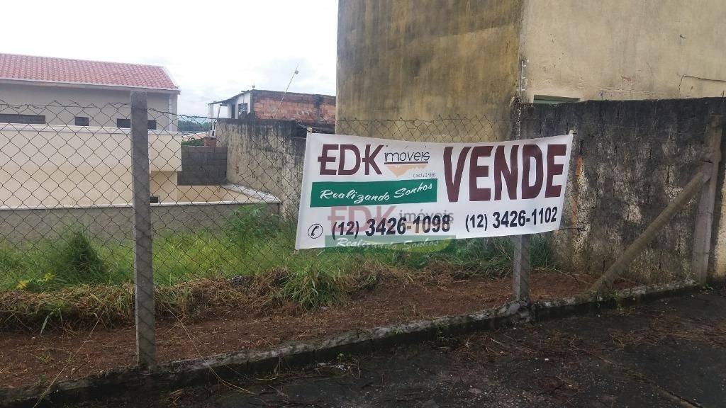 terreno residencial à venda, residencial estoril, taubaté. - te0345