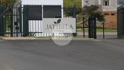 terreno residencial à venda, residencial jatibela, campinas. - codigo: te0654 - te0654