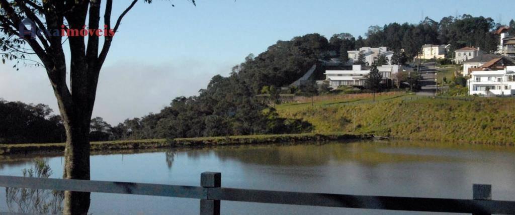 terreno residencial à venda, residencial morada dos lagos, barueri. - te0156