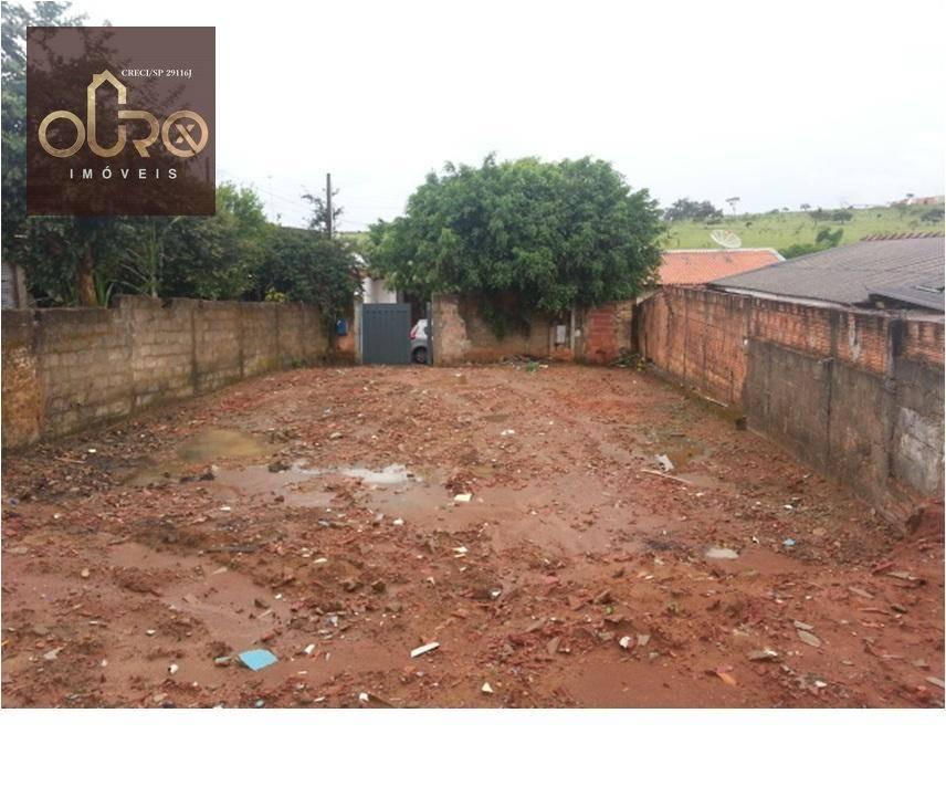terreno residencial à venda, residencial nosso lar, franca. - te0089
