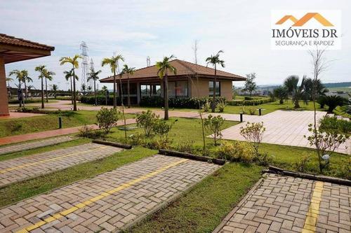 terreno residencial à venda, residencial parque dos alecrins, campinas - te0023. - te0023