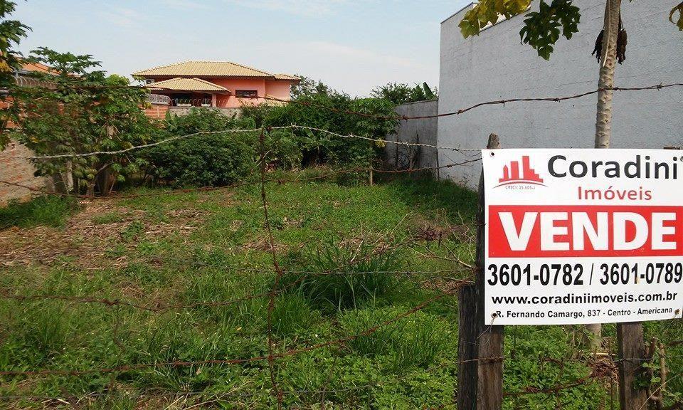 terreno residencial à venda, residencial santa luiza ii, nova odessa - te0044. - te0044