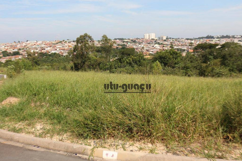 terreno residencial à venda, residencial vila dos eucaliptos, salto. - te3334