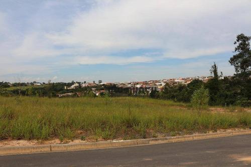 terreno residencial à venda, residencial vila dos eucaliptos, salto. - te3350
