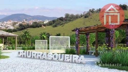 terreno residencial à venda, residencial villa verde, bragança paulista - te0181. - te0181