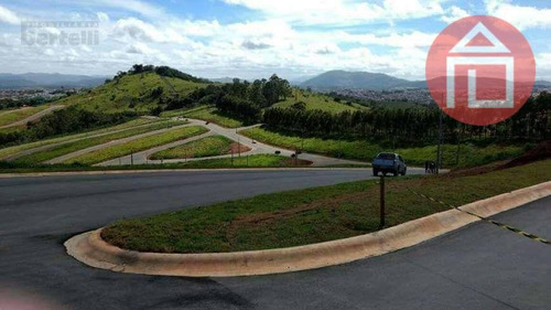 terreno residencial à venda, residencial villa verde, bragança paulista. - te0772