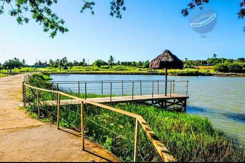 terreno residencial à venda, reta tabajara, macaíba. - te0019
