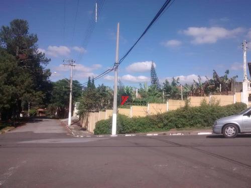 terreno residencial à venda, retiro das fontes, atibaia. - te0565