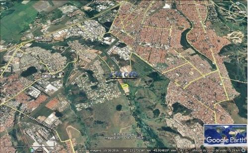 terreno residencial à venda, rio comprido, jacareí - . - te0141