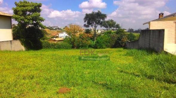 terreno residencial à venda, rio comprido, jacareí. - te0273