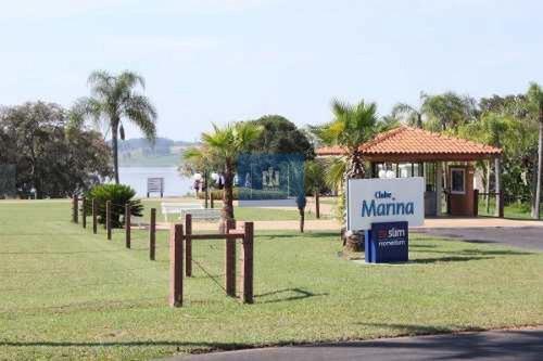 terreno residencial à venda, riviera santa cristina, paranapanema. - nw27