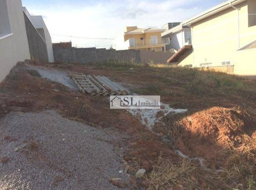 terreno residencial à venda, roncáglia, valinhos - te0026. - te0026