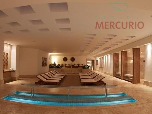 terreno residencial à venda, santa bárbara resort residence, águas de santa bárbara. - te0743