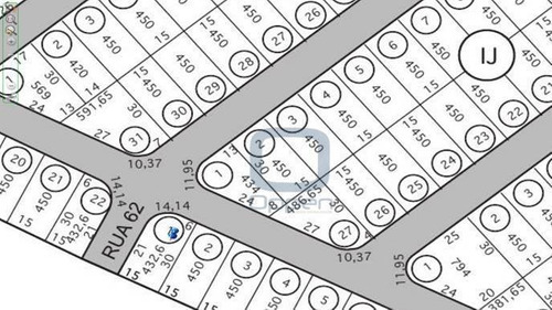 terreno residencial à venda, serrinha da prata, paranapanema - te0052. - te0052