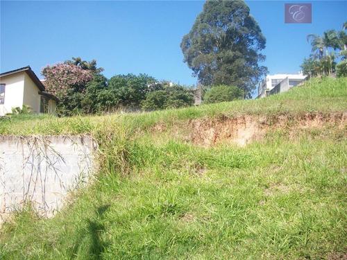 terreno  residencial à venda, são paulo ii, cotia. - te0188