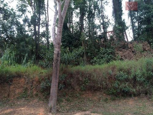 terreno  residencial à venda, são paulo ii, cotia. - te0197