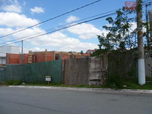 terreno residencial à venda, são paulo ii, cotia - te0726. - te0726