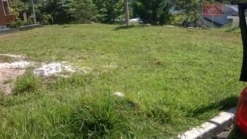 terreno  residencial à venda, são paulo ii, cotia. - te0807