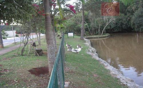 terreno residencial à venda, são paulo ii, cotia - te0887. - te0887