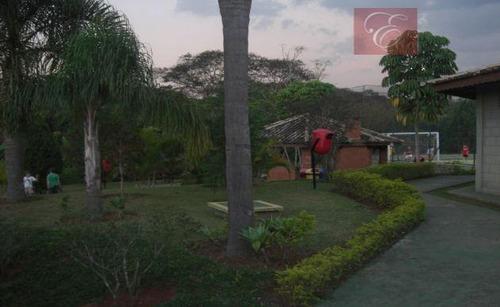 terreno  residencial à venda, são paulo ii, cotia. - te0961