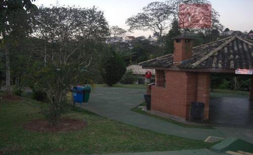 terreno residencial à venda, são paulo ii, cotia. - te1016