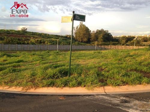 terreno residencial à venda, swiss park, campinas. - te0002