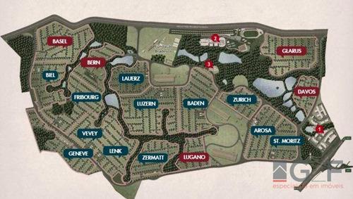terreno  residencial à venda, swiss park, campinas. - te0031