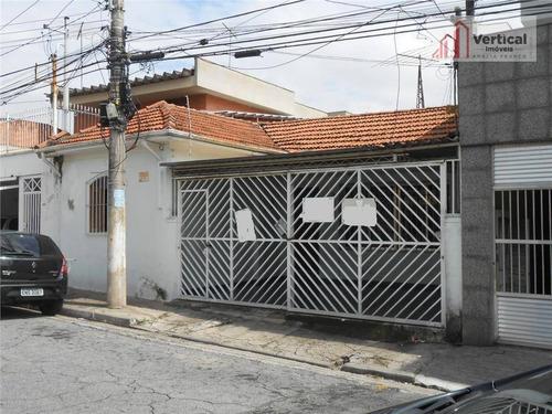 terreno residencial à venda, tatuapé, são paulo - te0370. - te0370