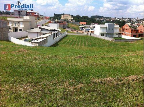 terreno residencial à venda, terras de santa adélia, vargem grande paulista. - te0048