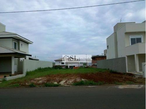 terreno residencial à venda, terras do cancioneiro, paulínia. - te0063