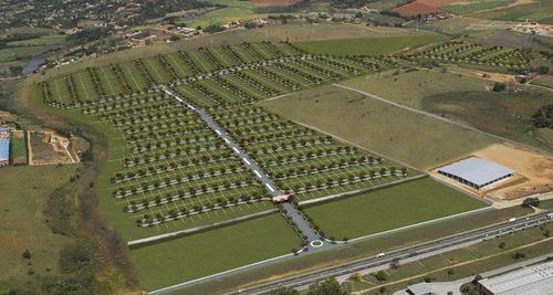 terreno residencial à venda, terras do vale, caçapava. - codigo: te0663 - te0663