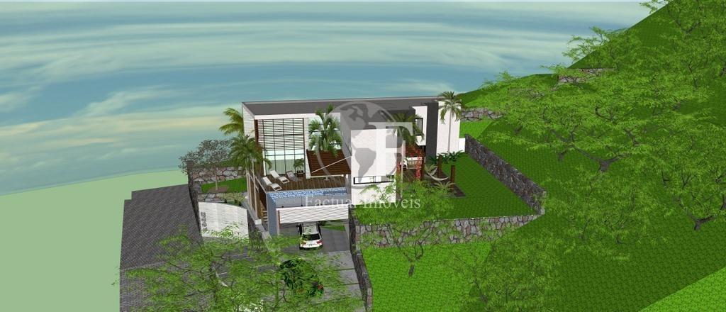 terreno residencial à venda, tijucopava, guarujá - te0529. - te0529