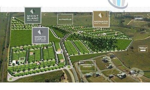 terreno residencial à venda, urbanova, são josé dos campos - te1157. - te1157