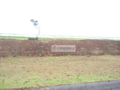 terreno residencial à venda, urbanova, são josé dos campos. - te1204