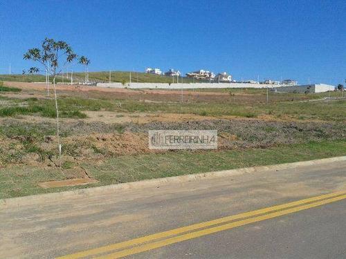 terreno residencial à venda, urbanova, são josé dos campos. - te1510