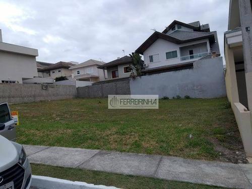 terreno residencial à venda, urbanova, são josé dos campos. - te1554