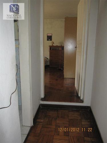 terreno residencial à venda, utinga, santo andré. - te0065
