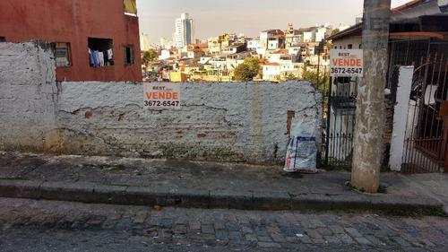 terreno residencial à venda, vila anglo brasileira, são paulo. - te0204
