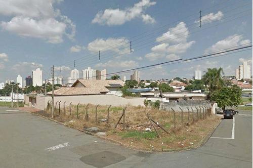 terreno residencial à venda, vila anita, limeira - te0196. - te0196