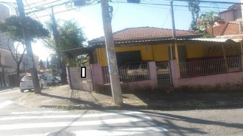 terreno residencial à venda, vila curuçá, santo andré. - codigo: te0129 - te0129