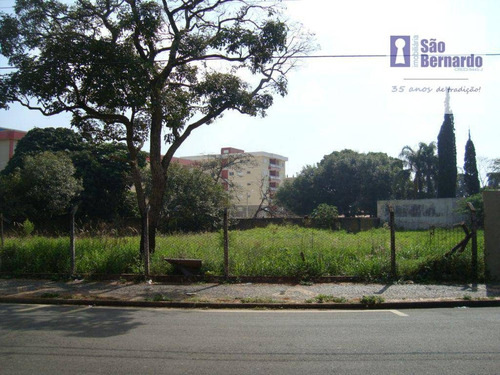 terreno residencial à venda, vila dainese, americana. - te0036