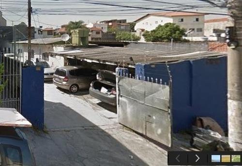 terreno residencial à venda, vila diva (zona norte), são paulo. - te0081