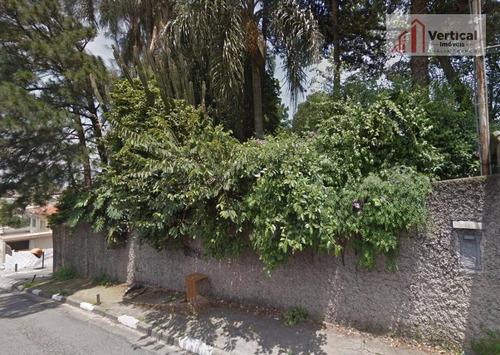 terreno residencial à venda, vila ema, são paulo - te0308. - te0308