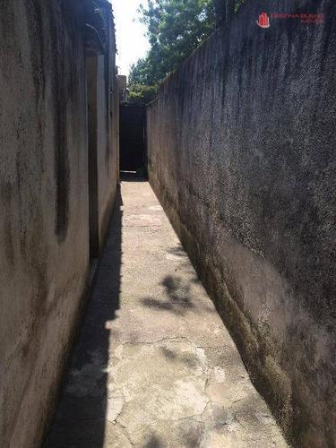 terreno residencial à venda, vila guarani(zona sul), são paulo - te0007. - te0007